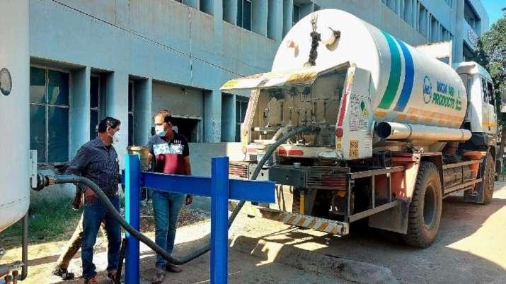 Oxygen tankers, GPS in oxygen tankers, track movement, Maharashtra, coronavirus pandemic, mumbai, co