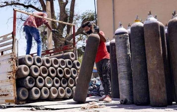 chandigarh oxygen cylinders