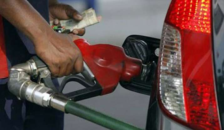 Fuel price today: Petrol prices hiked by 19 paise, diesel