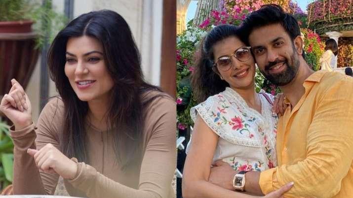 Sushmita Sen pens heartfelt note for soon-to-be-parents Rajeev Sen, Charu Asopa
