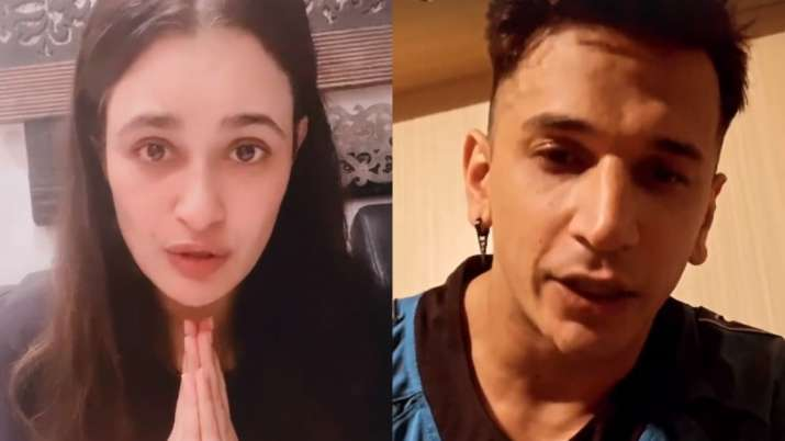 After 'arrest Yuvika Chaudhary' trends on Twitter actress issues video apology