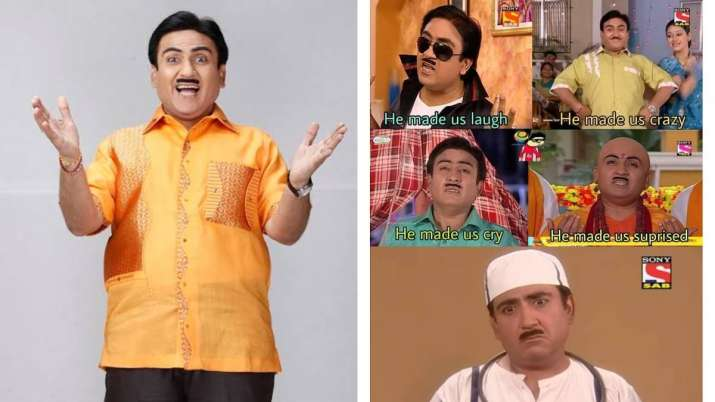 Fans can't keep calm as they trend #jethalal on Twitter, share memes on Dilip Joshi's birthday