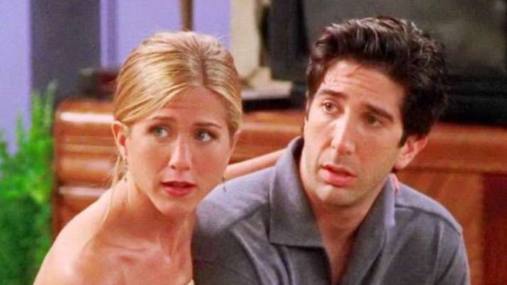 'Friends Reunion': Jennifer Aniston, David Schwimmer reveal they used to 'Crush' on each other