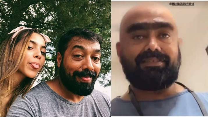 Anurag Kashyap's Daughter Aaliyah Reveals The Director's 'New Look'