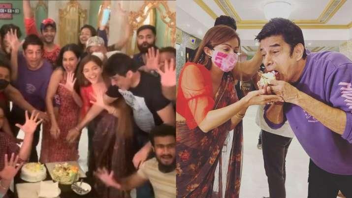 Shakti turns 5: Rubina Dilaik, Kamya Panjabi, cast and crew celebrate the milestone; see inside pics