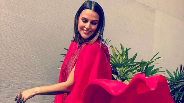 Neha Dhupia urges fans to 'stay strong', 'stay safe'