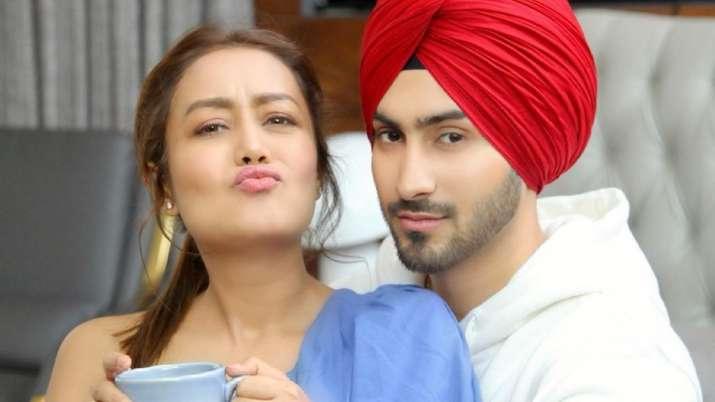 Neha Kakkar-Rohanpreet Singh