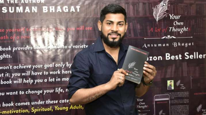 Ansuman Bhagat, OMG Book of Records