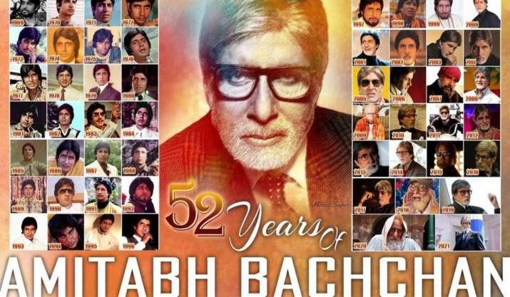 Amitabh Bachchan, Bollywood