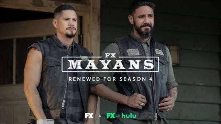 'Mayans MC' renewed for season four ahead of the show's third-season finale