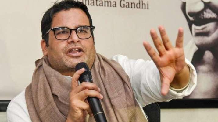 Poll strategist Prashant Kishor on Sunday announced that he