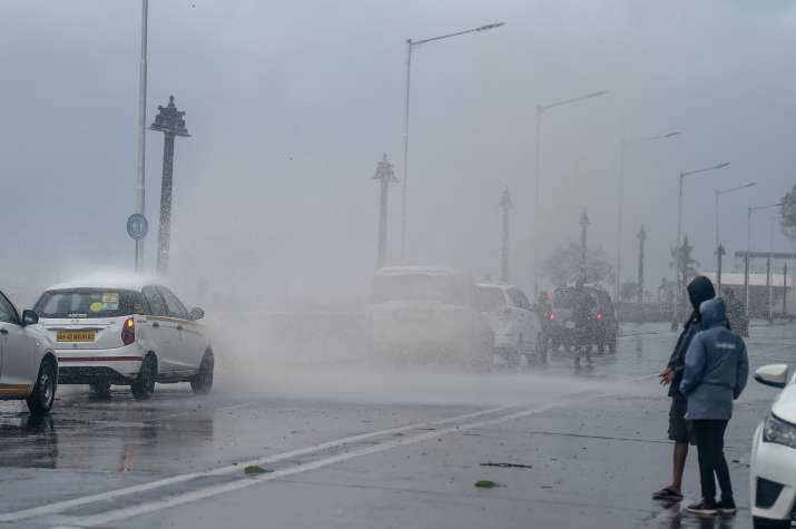 Cyclone Tauktae weakened into a depression