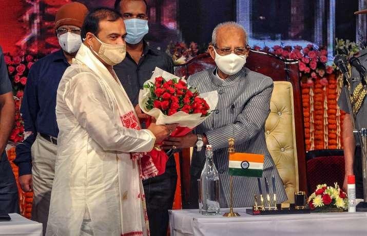 PM Modi congratulates Himanta Biswa Sarma