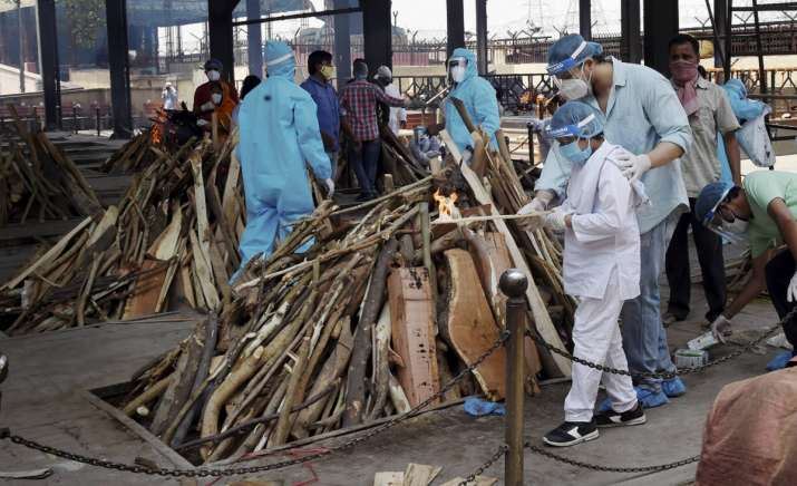 India records 3,26,098 new COVID cases, 3,890 deaths, 3,53,299 discharges in 24 hours