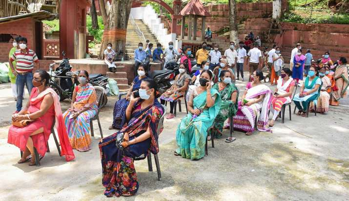 Uttar Pradesh vaccination drive