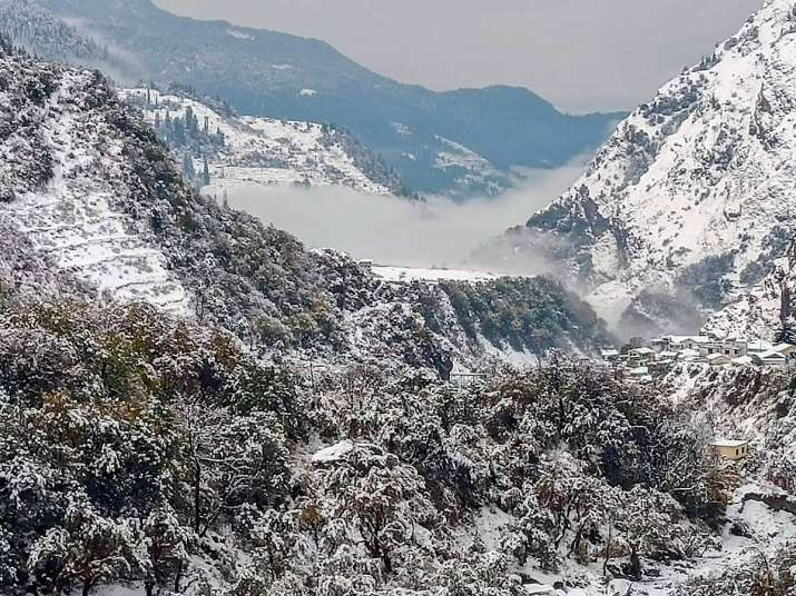 Glacier Chamoli
