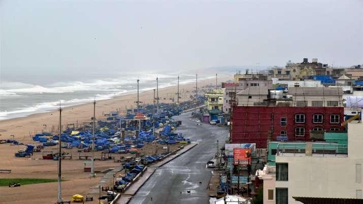 India Tv - Cyclone Yaas, Puri