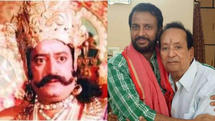 Ramayan's Lakshman aka Sunil Lahri busts death rumours of Raavan aka Arvind Trivedi