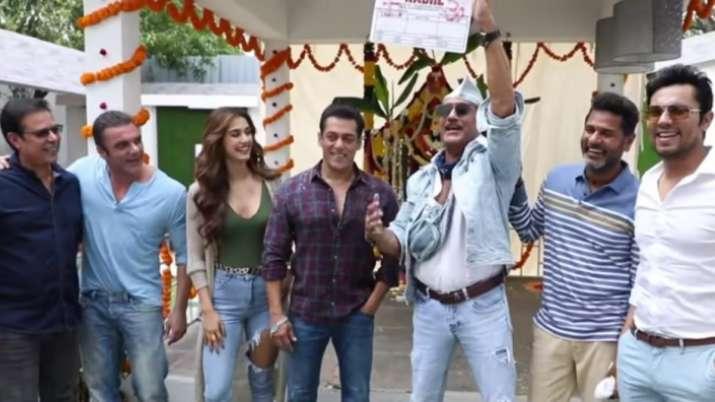 Radhe: Your Most Wanted Bhai BTS: What Salman Khan, Prabhudeva said about Randeep Hooda's character