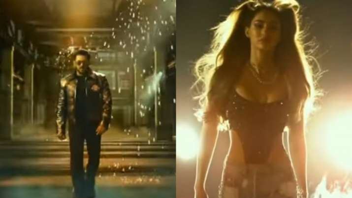 Radhe: Your Most Wanted Bhai title track featuring Salman Khan, Disha is the blockbuster song of thi