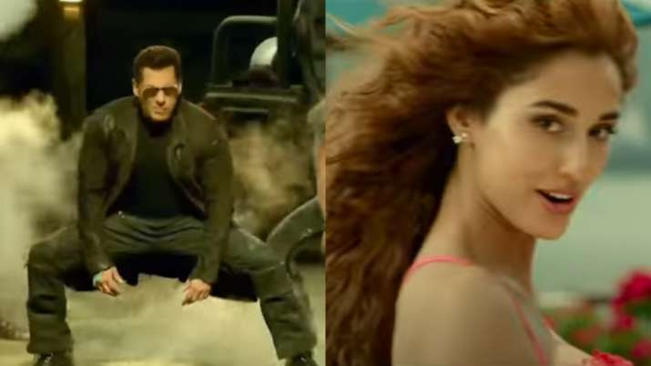 Radhe Song Zoom Zoom Out: Salman Khan, Disha Patani groove to peppy track, ask fans to 'be safe'