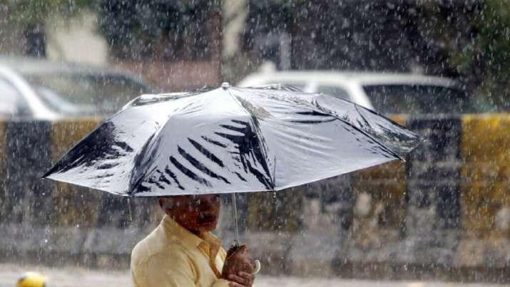 Light rains lash Uttar Pradesh