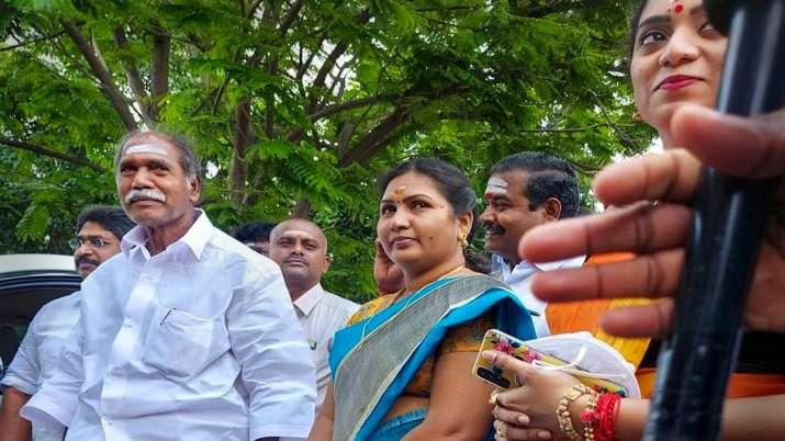 Puducherry Chief Minister, CM Rangasamy, COVID tests positive, COVID-19, treatment, Chennai, coronav