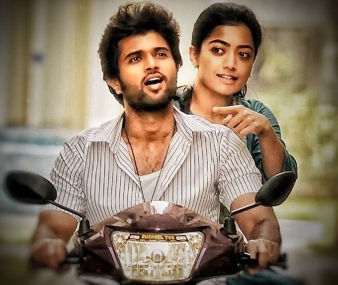 India Tv - Rashmika Mandanna and Vijay Deverakonda