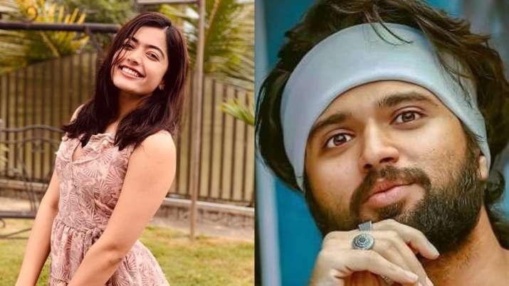 National crush Rashmika Mandanna reveals she wants to marry THIS person. Vijay Deverakonda, are you