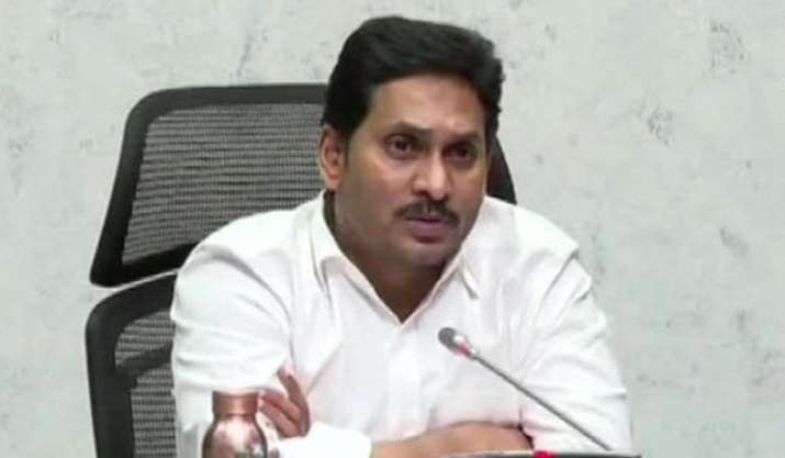 Andhra Pradesh CMY.S. Jagan Mohan Reddy