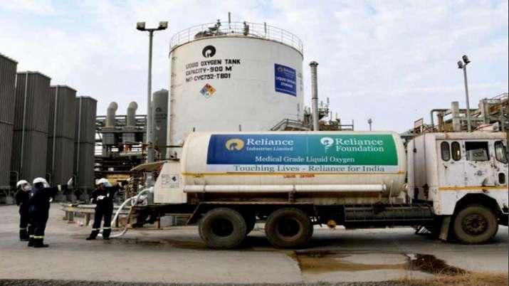 Mukesh Ambani's RIL ramps up oxygen production to 1,000 tonnes a day