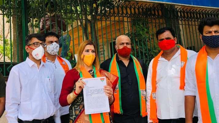 kejriwal government, ruby yadav