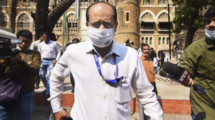 Sachin Waze, Sachin Waze dismissed, Sachin Waze news, sachin vaze news, mumbai police