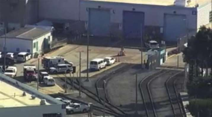 Shooting at San Jose railyard, 'multiple' people killed
