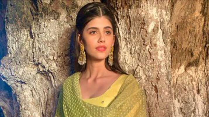 Sanjana Sanghi: Trying to zone in creatively is a challenge in these times