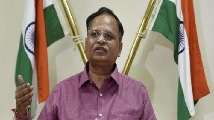 Delhi health minister, Satyendar Jain, satyendar jain father death, COVID19, Chief Minister Arvind K