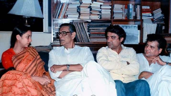 Shabana Azmi recalls fond memories with legendary filmmaker Satyajit Ray on his 100th birth annivers
