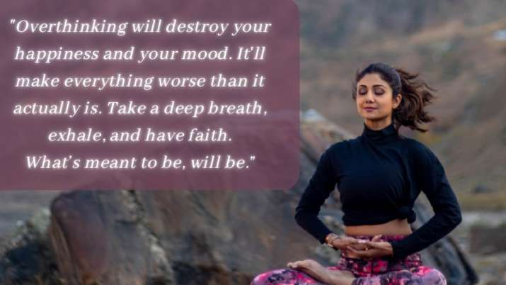 COVID-19: Shilpa Shetty addresses mental health and asks fans to keep 'faith & hope'