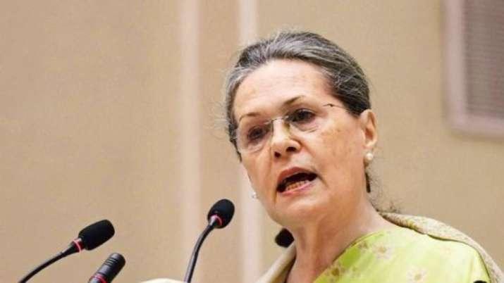 sonia gandhi, covid19 cases india