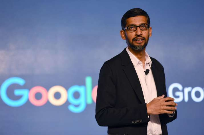 Google leads US tech giants' effort to support work