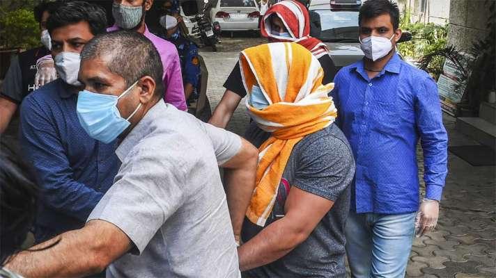 Sushil Kumar were earlier arrested on Sunday