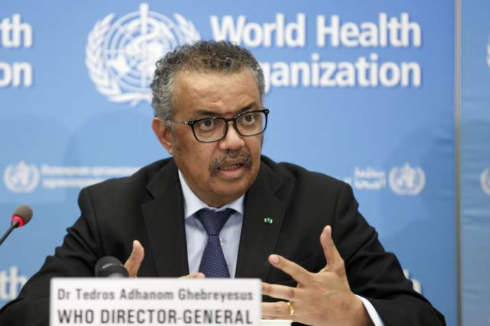 1,15,000 healthcare workers died due to Covid: WHO chief