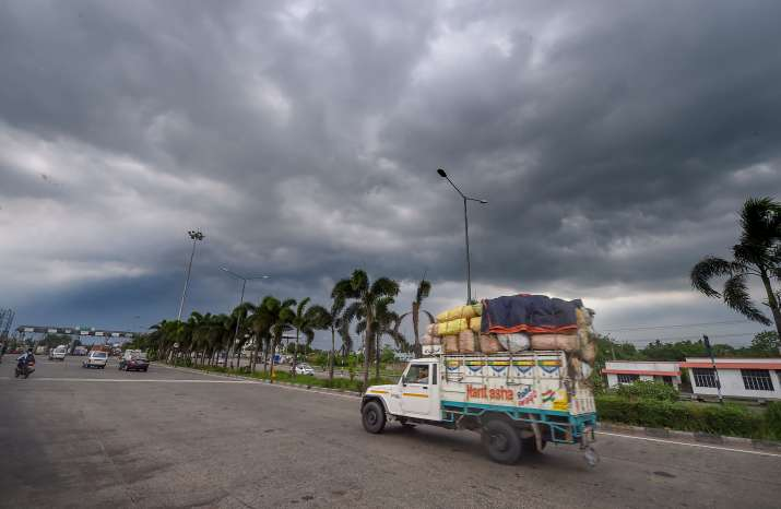 High alert in Jharkhand, evacuation on amid cyclone