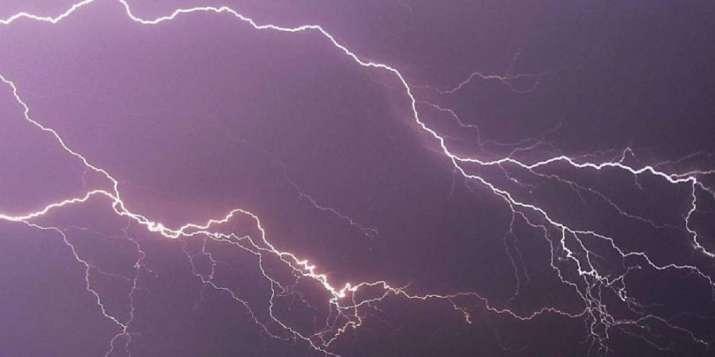 Boy dies in lightning strike in Maharashtra's Thane