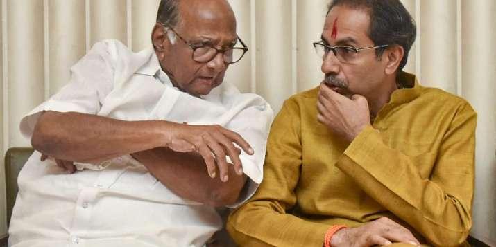 Sharad Pawar meets Maharashtra CM; discusses political,
