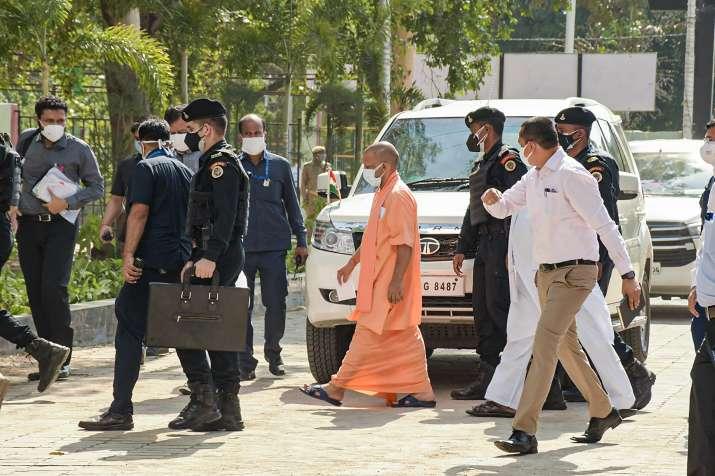 'Unlocking' in Uttar Pradesh to begin June 1 onward