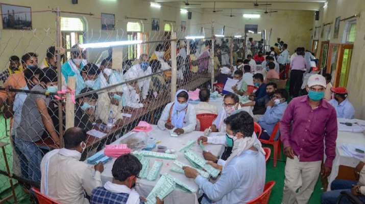 UP panchayat poll: Wrong candidates declared winners,