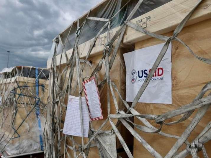 US dispatches third set of Coronavirus aid to India