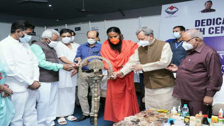 Uttarakhand govt, Patanjali Yogpeeth start 140-bed Covid hospital in Haridwar