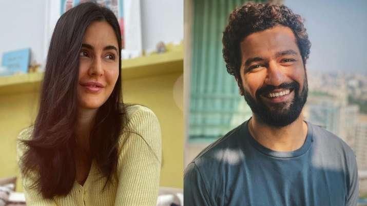 How Katrina Kaif wished rumoured boyfriend Vicky Kaushal on his 33rd birthday | PIC